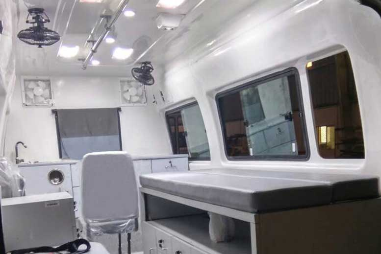 Custom Ambulance Amp Mobile Clinics Converted From Force