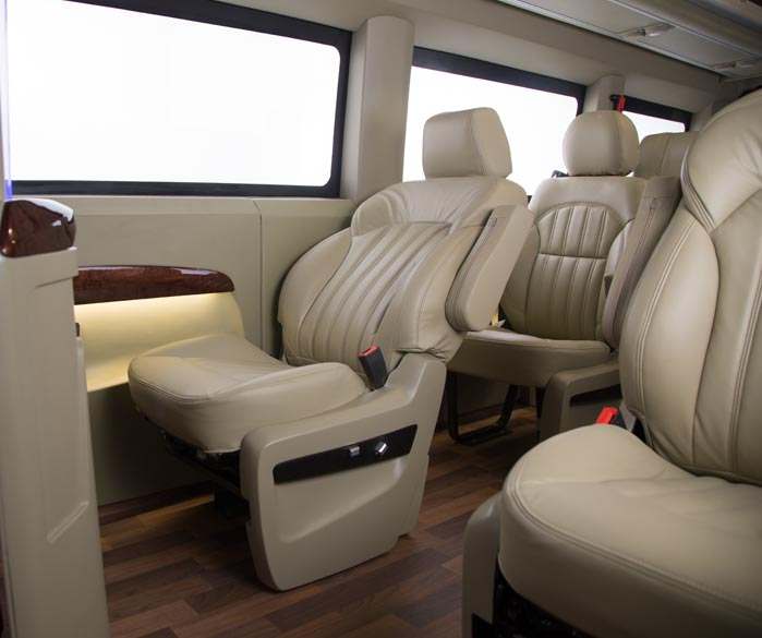 PSV Modified Traveller Seats