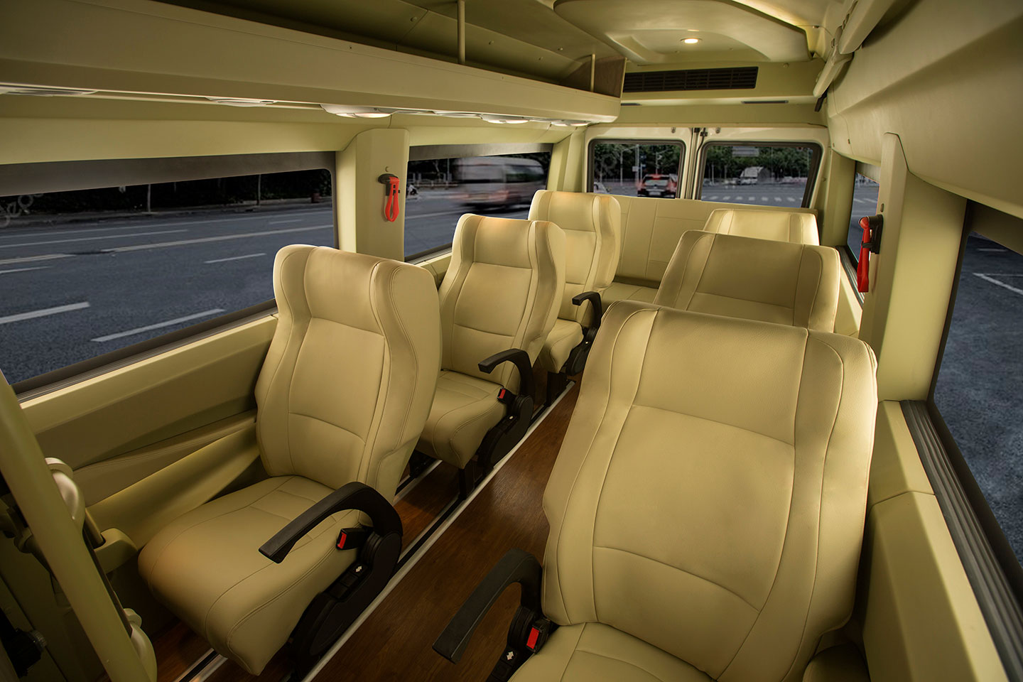 Modified Force Tempo Travellers As Luxurious And Most